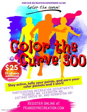 Color the Curve 300