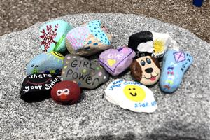 Happy Rocks
